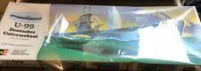 Revell 1/125 53 cm 5054 U-99 sous-marin Allemand Modèle Bateau lit Scellé