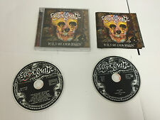 Devil's Got A New Disguise Very Best Of Aerosmith CD NTSC DVD  SICP 11656 RARE