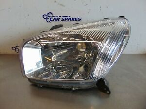 Toyota Rav4 MK2 00-03 Pre facelift Passenger left headlight light + Bulb holder