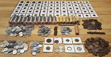 HUGE Canada cent & nickel lot ~ Estate Collection ~ UNC BU 1000+ coins C Photos!