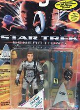 Captain JAMES T. KIRK ~ Star Trek Generations ~ Playmates 1994 ~ MOC