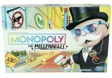 Hasbro 2018 MONOPOLY for Millennials Edition Board Game *Walmart Exclusive* NEW
