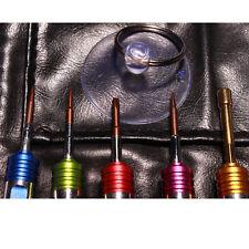 Premium-Werkzeugset für Profis iPhone 4, 4S, 5, 5S, 6, 6S, 7 in Kunstledertasche
