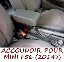 Mini neuf origine R50 R52 R53 Accoudoir Cuir Droit O//S PANTHER BLACK 7133508