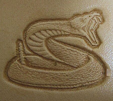 CRAFTOOL  -  TANDY LEATHER FACTORY  -  3D Stamp  8318 - SNAKE  88318-00