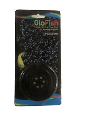 GloFish LED Bubbling Air Stone with 6 Blue LEDs NEW Never Opened MAKE OFFER