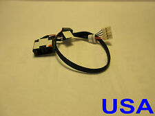Original DC Power Jack Socket Charging Plug in Cable Harness for Lenovo Y50-70