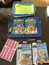 Leap Frog LeapPad PlusWriting System With Case & 4 Books.  All Accessories Incl.