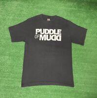 VINTAGE PUDDLE OF MUDD TOUR 2002 T-SHIRT Size L