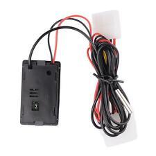 Digital LCD Thermometer Temperature Meters Gauge PC Car Mod C/F Panel Mount