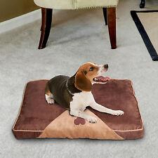 Almohada de Perro 60x40cm Cama Colchon Cojin Sofa de Mascota para Dormir NUEVO