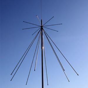 Discone Ultra-Wideband Antenna