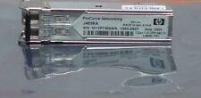 HP J4858A GBIC Transceiver HP ProCurve SFP Gigabit SX Mini-GBIC