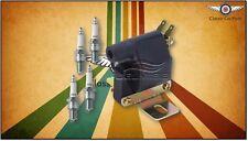 Mitsubishi Colt RA, RB, RC- Fuelmiser Transformer Ignition Coil, NGK Spark Plugs