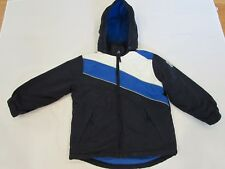 BOYS' THE CHILDREN'S PLACE 3-IN-1 WINTER JACKET BLUE/NAVY, SIZE S 5/6