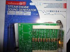 Velleman (MK134) Steam-Engine Sound Generator Kit for Model Railroaders MCM # 28