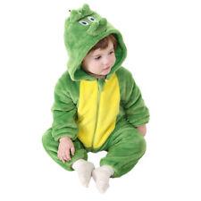 Boys Green Dinosaur Costume Infant Childs Baby Halloween 6-12 /& 12-18M Kids NEW