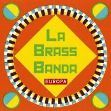 LABRASSBANDA - EUROPA  CD  14 TRACKS DEUTSCH-POP  NEW+