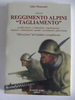 Reggimento Alpini Tagliamento - 1943-1945-Liberazione di Cividale e scioglimento