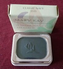 Mary Kay Powder Perfect Eye Color Classic Navy #3515 New Lot Of 2