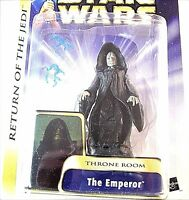 STAR WARS - RETURN OF THE JEDI SAGA CARDED EMPEROR THRONE ROOM ,NEW ,RARE