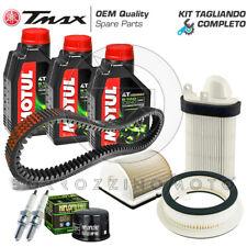 KIT TAGLIANDO COMPLETO YAMAHA T-MAX TMAX 500 2001 2002 2003 2004 2005 2006 2007