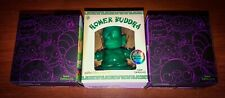 KIDROBOT The Simpsons Jade Green Homer ALIENS Kang Kodos GLOW IN DARK LE Figures