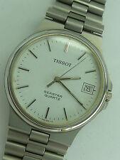 Tissot Men's Quartz (Battery) Stainless Steel Strap Watches