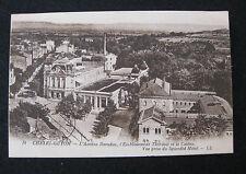 CPA Chatel-Guyon - Avenue Baraduc Établissement thermal Casino - Vue prise du Sp