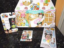 Disney Tsum Tsum Countdown to Christmas 2016 Advent Calendar+ Free Gift! NIB!!