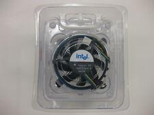 """New Intel D34223-001 Socket 775 Aluminum Heat Sink & 3"""" Fan by Intel  4-Pin"""