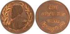 Preussen Friedrich III. zur Genesung 1887 Gott erhalte uns unsern Kronprinzen
