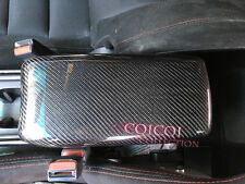 Carbon Fiber Honda 06-11 Civic armrest cover center console lid cover ◎