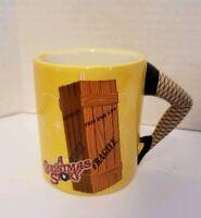 A Christmas Story Leg Lamp Handle Coffee Mug Cup Fra-Gee-Le