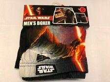 Men Boxer Underwear Size Small 28-30 Star Wars