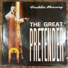 """FREDDIE MERCURY - The Great Pretender ~7"""" Vinyl Single~"""