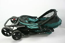 See Note Pet Gear Happy Trails Pet Stroller Cats Dogs Foldable w Removable Liner