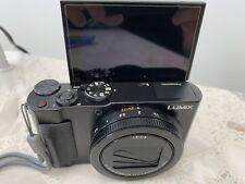 Panasonic LUMIX DMC-LX10 12.8MP Digital Camera - Black