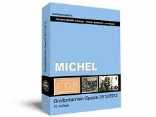 GREAT BRITIAN - UNITED KINGDOM - SPECIAL STAMP CATALOGUE - KATALOG - MICHEL