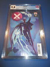 X-men #18 Souza Variant CGC 9.8 NM/M Gorgeous Gem Wow