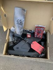 Circa CX203 Charcoal/Black Size 9.5 Brand New With Extras