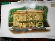 Dept 56 Christmas In The City Union Station Nib *Still Sealed*