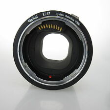 Rollei 6000 et 67mm Extension Tube Sinar hy-6, Leaf AFI, planar pqs, sonnar pq