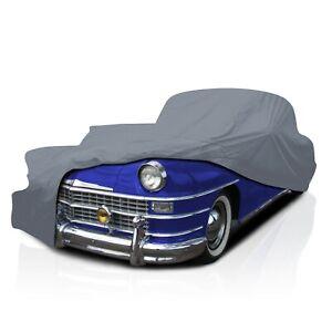 Ultimate HD 5 Layer Full Car Cover for Chrysler Saratoga 4-Door Sedan 1946-1953