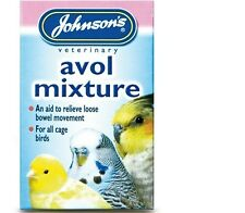 Johnsons Avol Mixture - relieve loose bowel movement