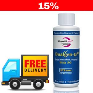 15 % Minoxidill  + finasterid Topical Solution 60ml Mens Hair Loss Treatment