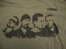 U2360 Tour Concert U2 360 Degrees Rock Pop Music Souvenir T Shirt M / L
