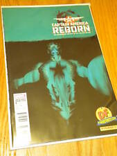 Df Marvel Comics Captain America Reborn #1 Variant