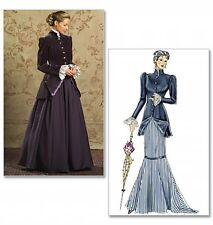 BUTTERICK PATTERN 4954 MISSES EARLY 20TH CENTURY SKIRT TOP COSTUMES SIZES 8-14
