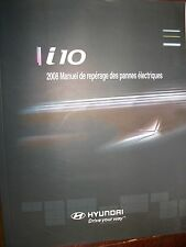Hyundai i10 2008 : Manuel pannes électriques
